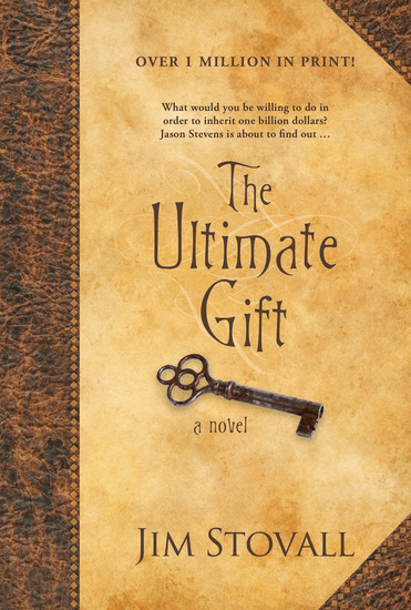 The Ultimate Gift - A Novel - cover