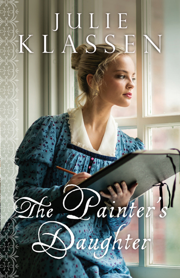 The Painter's Daughter - cover