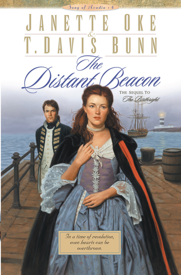 The Distant Beacon (Song of Acadia Book #4) - cover