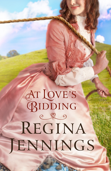 At Love's Bidding (Ozark Mountain Romance Book #2) - cover