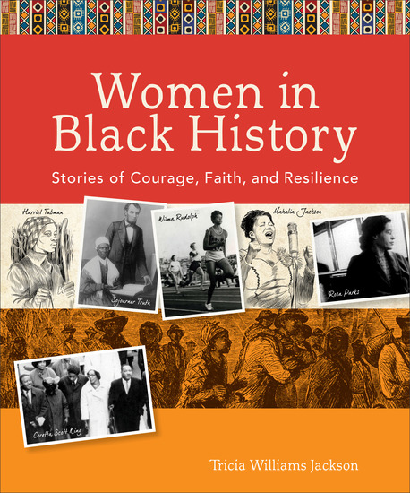 Women in Black History - Stories of Courage Faith and Resilience - cover