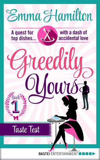 Greedily Yours - Episode 1 - Taste Test - cover