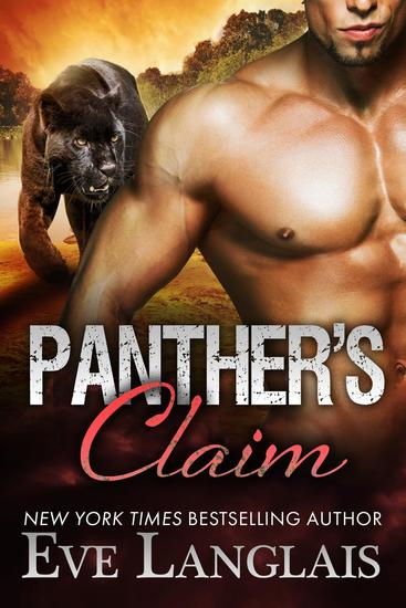 Panther's Claim - Bitten Point #2 - cover
