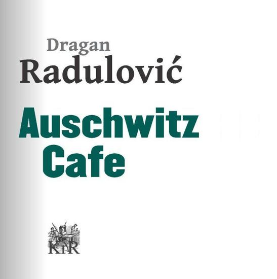 Auschwitz Cafe - cover