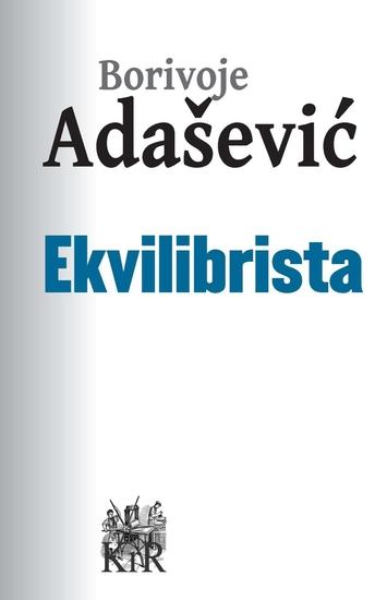 Ekvilibrista - cover