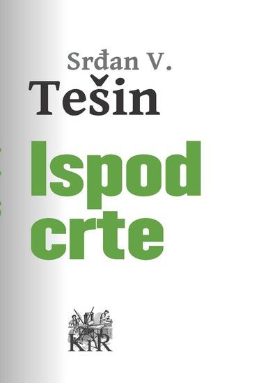 Ispod crte - cover