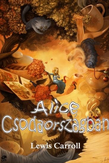 Alice Csodaországban - cover