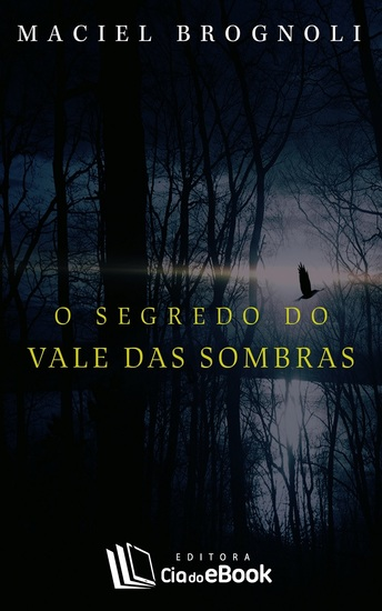 O segredo do Vale das Sombras - cover