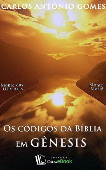 Os códigos da Bíblia em Gênesis - cover