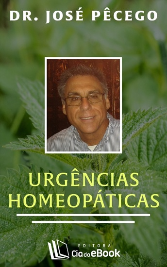 Urgências homeopáticas - cover