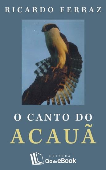 O canto do Acauã - cover