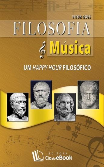 Filosofia e música; Um happy hour filosófico - cover