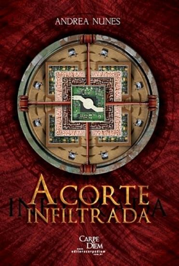 A Corte Infiltrada - cover