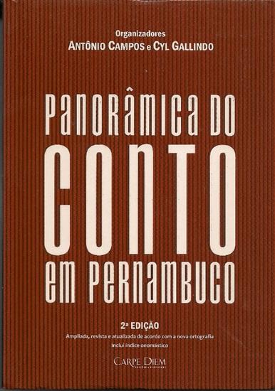 Panorâmica do Conto em Pernambuco - cover