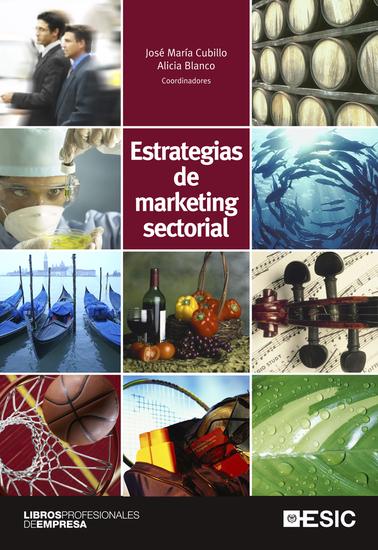 Estrategias de marketing sectorial - cover