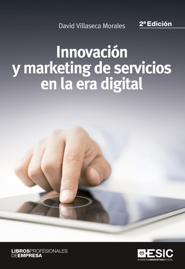 Innovación y marketing de servicios en la era digital - cover
