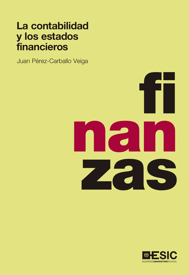La contabilidad y los estados financieros - cover