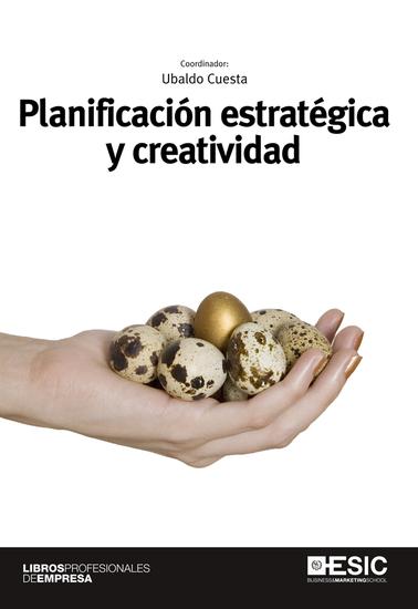 Planificación estratégica y creatividad - cover