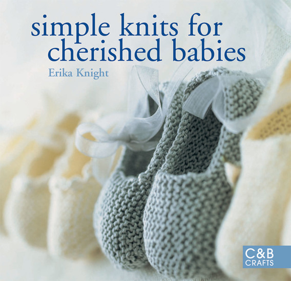 Simple Knits for Cherished Babies - cover