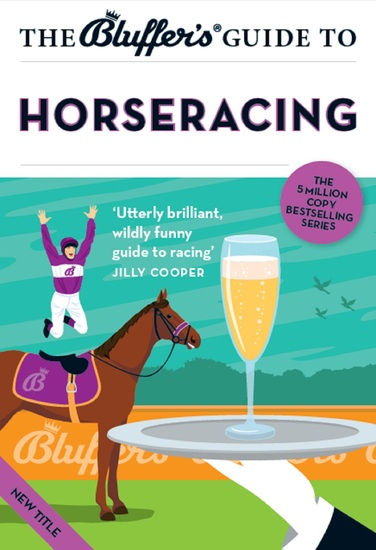 Bluffer's Guide to Horseracing - cover