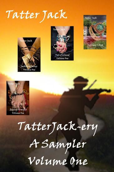 TatterJack-ery (a sampler) - TatterJack-ery #1 - cover