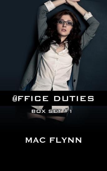 Office Duties Box Set #1 - Office Duties - cover
