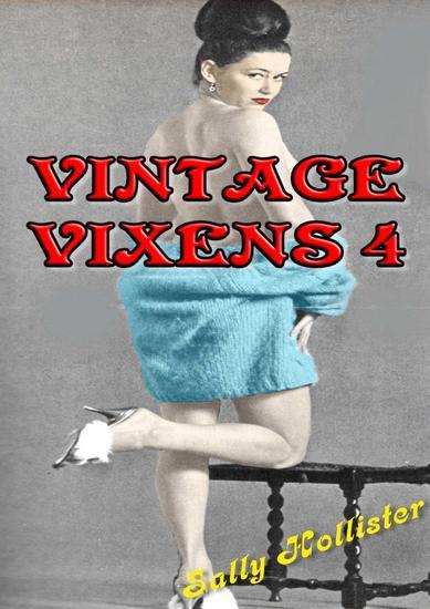 Vintage Vixens 4 - Vintage Vixens #4 - cover