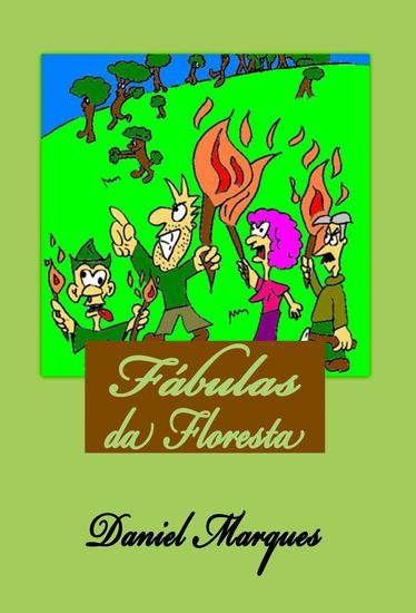 Fábulas da Floresta - cover