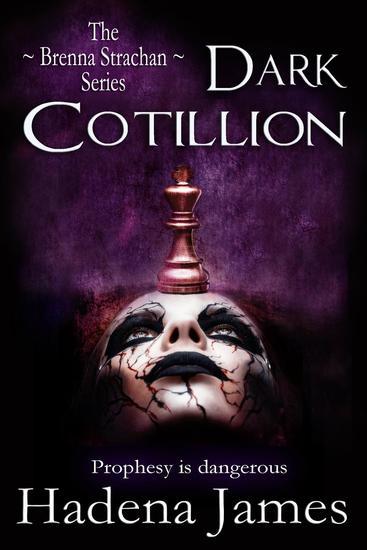 Dark Cotillion - The Brenna Strachan Series #1 - cover