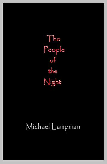 The People of the Night - cover