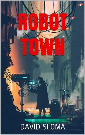Robot Town - cover