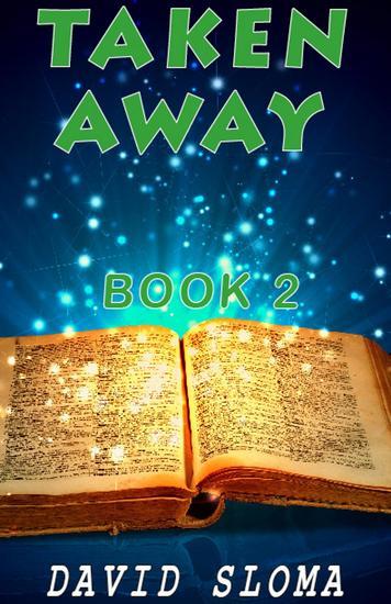 Taken Away - Part 2 - Taken Away #2 - cover