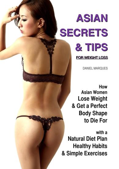Asian Secrets and Tips for Weight Loss - cover