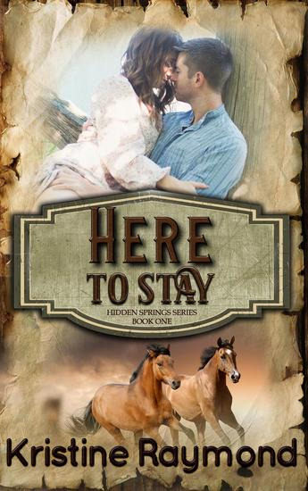Here to Stay - Hidden Springs #1 - cover