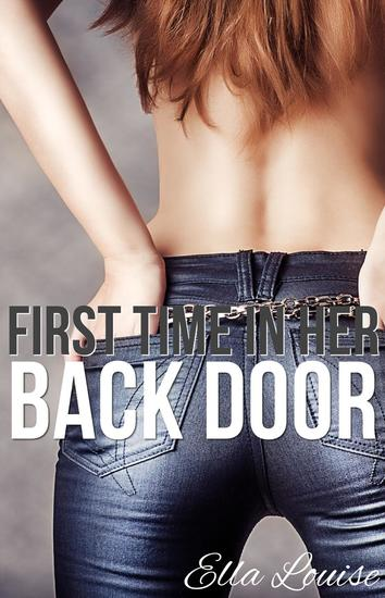 First Time In Her Back Door - cover