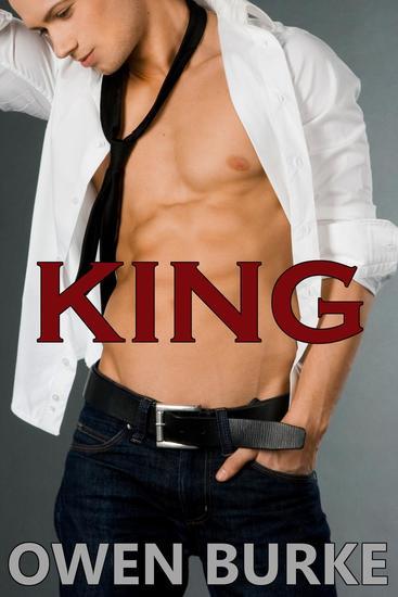 KING: Gay Erotica - cover