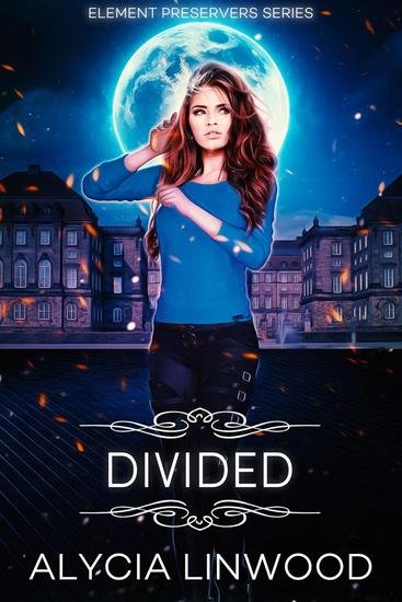 Divided - Element Preservers #3 - cover