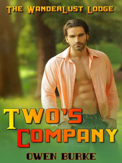 Two's Company (WanderLust Lodge Gay Sex Collection) - cover
