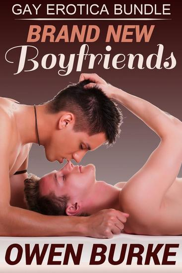 Brand New Boyfriends: Gay First Love - cover