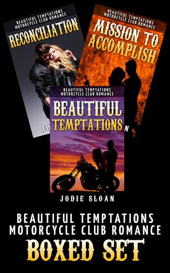 Beautiful Temptations ( Motorcycle Club Romance Boxed Set) - Beautiful Temptations Motorcycle Club Romance - cover
