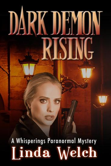 Dark Demon Rising - Whisperings Paranormal Mystery #7 - cover