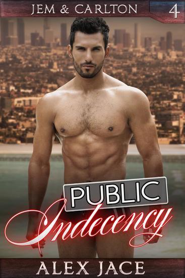 Public Indecency - Jem & Carlton #4 - cover