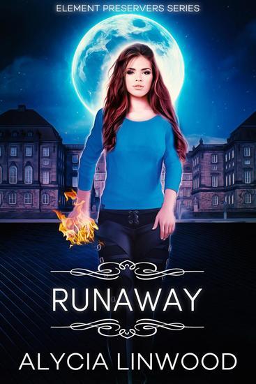 Runaway - Element Preservers #2 - cover