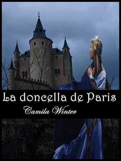 La doncella de Paris - cover