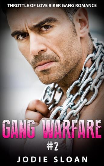 Gang Warfare #2 - Throttle of Love Biker Gang Romance - cover