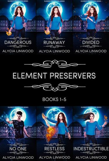 The Element Preservers (Books 1 - 5) - cover