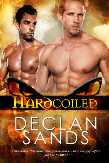 HardCoiled - BLOODHOUND #3 - cover