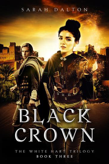Black Crown - White Hart #3 - cover