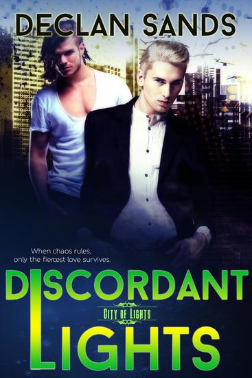 Discordant Lights - CITY OF LIGHTS #2 - cover