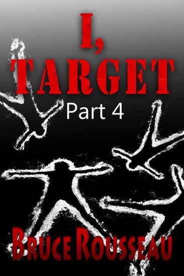 I Target (Part 4) - I Target #4 - cover